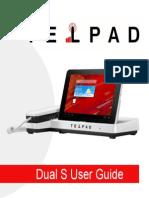 Telpad Dual S user Manual