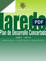 Plan de desarrollo concertado 2007 - 20015