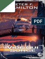 Peter F. Hamilton - Trilogie Du Vide 1 - Vide Qui Songe