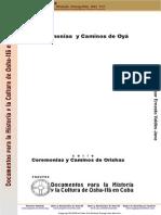 Ceremonias y Caminos de Oya