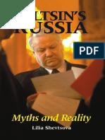Yeltsin's Russia