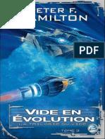 Peter F. Hamilton - Trilogie Du Vide 3 - Vide en Evolution