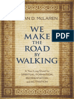 We Make the Road by Walking, Brian McLaren Excerpt