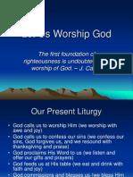 study on worship