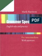 Grammar Spectrum Pre-Intermediate