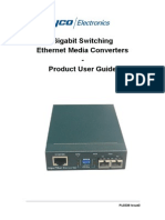 Gigabit Fiber Converter - Issue 3