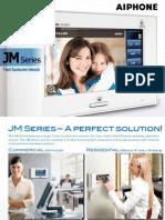 JM Series Aiphone Catalog
