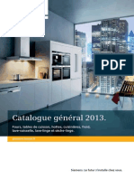 Catalogue Siemens 2013