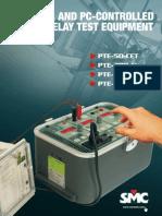 EUROSMC PTE Range Catalogue