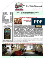2014 Apr-May-Jun TECAC Connect Newsletter