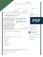 Crear Una Clase Para Conectar a Base de Datos Con PHP (II)