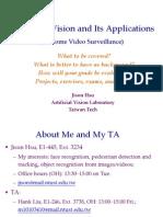CV Ch0 Syllabus 2014