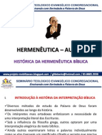 Hermenêutica – Aula 4