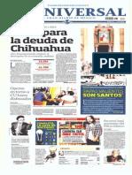 Gcpress Planas de Medios Nacionales Lun 28 Abr 2014