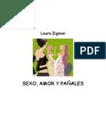 Zigman Laura - Sexo Amor Y Panales