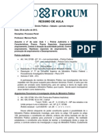 Processo Penal Resumo 01
