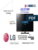 129365427-LG-42LE5500-Training-Manual