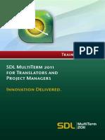 SDL MultiTerm 2011