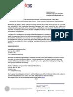 Passport DC 2014 Press Release