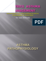 Asthma Management Pediatrics
