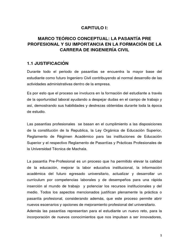 Contemporáneo Currículum Para Pasantías Estudiante Imágenes ...