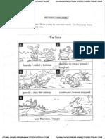 CBSE Class 2 English Question Paper SA 2 2013