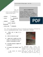 Guía de Lectura Los Vecinos Mueren en Las Novelas de Sergio Aguirre