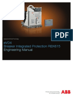 eVD4 - Breaker Integrated Protection RBX615 - Engineering manual.pdf