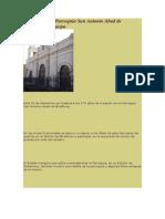 175 Años de La Parroquia San Antonio Abad de Miraflores Arequipa