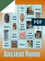 Ancient Rome Hotquilt