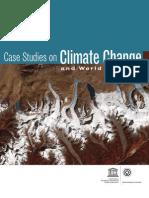 Case Studies on Climate Change & World Heritage