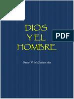 Dios y El Hombre - Oscar w. Mcconkie Hijo