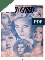 Cezar Petrescu Greta Garbo