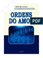 Ordens Do Amor - Bert Hellinger - 30-4-2013