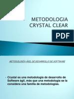 Metodologia Crystal Clear