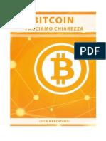 BitCoin - Facciamo Chiarezza (Luca Mercatanti)