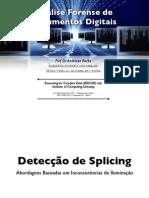 13 - Deteccao Splicing