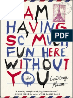 i Am Having So Much Fun Here Without You by Courtney Maum - read an excerpt!