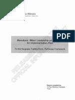 Pathways Framework