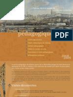 Prog Pedagogique Ville Art&Histoire08 09