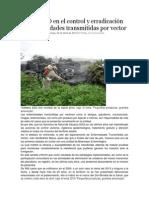 06/04/14 nss Avanza SSO en el control y erradicación de enfermedades transmitidas por vector