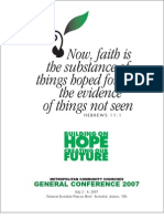 MCC 2007 General Conference Program Book