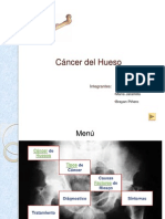 PPT Cancer de Huesos