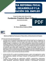 Hacia Una Reforma Fiscal Dic 2013