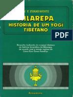 w. y. Evans-wentz - Milarepa, História de Um Yogi Tibetano