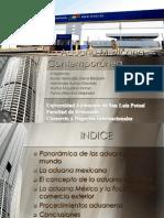 La Aduana Mexicana Contemporanea. Equipo LAS FRANKFURT