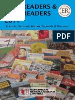 Easy Reader Catalogue