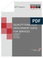 Handbook QFD Services