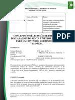 Doc. 587 Concepto 87 Obligación de presentar declaración de renta y medios exógenos para un contador retirado de la empresa..pdf