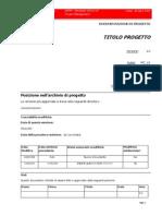 Documento Inizio Progetto-Modello ESPM